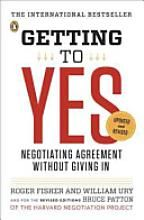 Want to hone your negotiation skills? Read Getting to the Yes