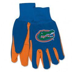 Florida Gators Kids Two Tone Gloves