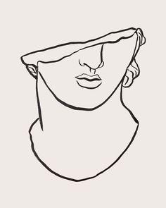 statue Study I, Sumi on newsprint, by Tristan b. - architecture and art -Greek statue Study I, Sumi on newsprint, by Tristan b. - architecture and art - Statue Tattoo, Tattoo Drawings, Art Drawings, Tattoo Sketches, Art Du Croquis, Greek Statues, Angel Statues, Buddha Statues, Stone Statues