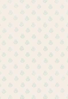 Wallcovering / Wallpaper | Kaladera in Water Blue | Schumacher