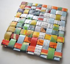How to use recycled material for DIY kids craft projects