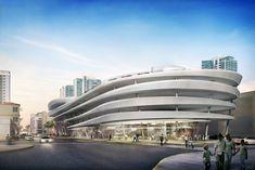 Collins Park Place - Architecture - Zaha Hadid Architects
