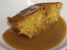 A butterscotch self saucing pudding is quick to prepare and the results are outstanding. A mouth watering combination of cake and sauce that is sure to warm you up as the nights get colder.