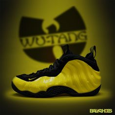 5cafdf0e76af9 Nike Air Foamposite One Wu Tang Clan
