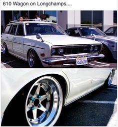 Old Skewl Datsun 610 Wagon... #Datsun #Oldschool #610
