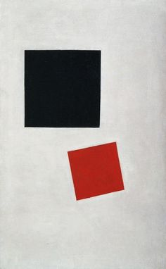Kazimir Malevich, Painterly realism of a boy with a knapsack