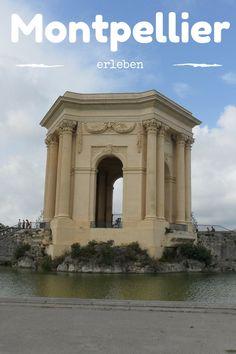Die schönsten Strände & Plätze rund um Montpellier, Frankreich