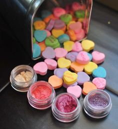 BFTE Cosmetics Valentine's Collection 2015 - it's so sweet!!!!