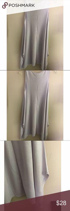 Tresics  Purple Draped Dress New! tresics Dresses