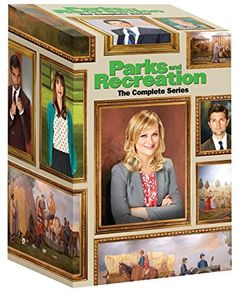 Parks and Recreation DVD Box Set