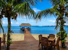 Our Witty, Pretty Resort in Placencia, Belize: Chabil Mar #beautybybelize #belizeresorts #vacationsinbelize