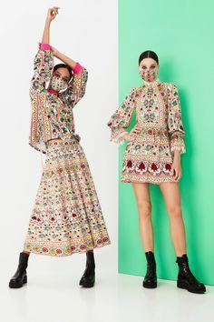 Fashion 2020, New York Fashion, Runway Fashion, Fashion News, High Fashion, Fashion Show, Womens Fashion, Vogue Fashion, Alice Olivia