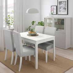 Office Chair Without Wheels Ikea Dining Table, Small Table And Chairs, Small Kitchen Tables, White Dining Table, Compact Table And Chairs, Grey Table, Kitchen Chairs, Bar Chairs, Dining Room