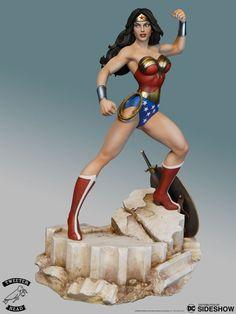 Pre-order Tweeterhead Dc Comics Wonder Woman Super Powers Pre-orders
