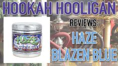 Video review of Haze Tobacco Blazen Blue flavor, very similar to #Starbuzz Blue Mist. - http://youtu.be/cc33-vjqp9M #hookah #shisha #hazetobacco