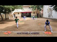 Recreation Games for Children's...... School level/ HARISHEDUCATION - YouTube