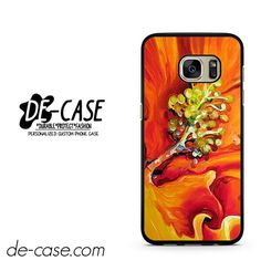 Flower Painting DEAL-4302 Samsung Phonecase Cover For Samsung Galaxy S7 / S7 Edge