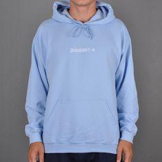 Beyond BIC hoodie, light blue