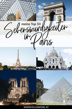 Die Stadt der Liebe, des Baguettes und der gut gekleideten Frauen ist Paris und sollte auf jeder Bucketlist stehen. Es ist egal ob du sie mit deinem Liebsten oder deinen Freundinnen besuchst, die Stadt hat viel zu bieten und es ist für jeden etwas dabei. Nach meiner letzten Paris-Reise verrate ich euch welche Sehenswürdigkeiten zu den Klassikern gehören. Außerdem verrate ich euch meine persönlichen Geheimtipps und worauf ihr in Paris achten solltet, um nicht über den Tisch gezogen zu werden. Second Hand Shop, Travel Destinations, Travel Tips, Louvre, Building, Blog, French Revolution, Tour Eiffel, Hush Hush