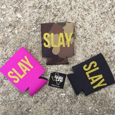 Slay - Can Coolers