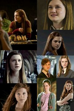 1000 images about ginny weasley on pinterest ginny - Harry potter hermione granger real name ...