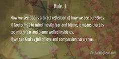"""Shams' 40 Rules of Love, as found in the book, """"The Forty Rules of Love: A Novel of Rumi"""" by Elif Shafak. These rules are full of wisdom for every lover."""