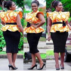 Are you looking for some stylish and trendy ankara tops to wear with Jeans? Then this post will help you in looking for the perfect African print to buy or…save African Blouses, African Tops, African Print Fashion, African Fashion Dresses, Ankara Fashion, African Prints, African Attire, African Wear, Chitenge Outfits