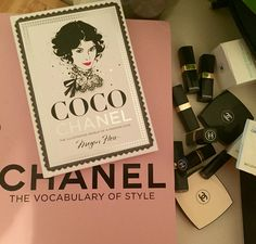 My Chanel Books