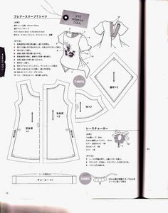 Momoko pattern from Doll Coordinate Recipe 10