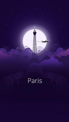 Paris nightlife by Vasjen Katro for Fabric - interior design Module Design, Gfx Design, App Ui Design, Interface Design, User Interface, App Design Inspiration, Mobile Ui Design, Interaction Design, Tattoo App