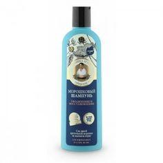Cloudberry hair conditioner for dry or normal hair Grandma Agafia - F&F Skin Hair Shampoo, Dry Shampoo, Berry Juice, Hair Restoration, Hair Conditioner, Cleaning Supplies, The Balm, Hair Care, Moisturizer