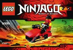 LEGO Ninjago Kai Drifter (30293)