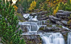 Gradas de Soaso. Parque nacional de Ordesa y monte Perdido. Huesca http://fc-foto.es/34995312