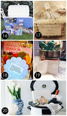 60  BEST {and Most Creative} Bridal Shower Gift Ideas. (Blessed Beyond Crazy has a post featured  - #19)