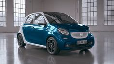 nuova #smart #forfour Benz Smart, Smart Forfour, Smart Auto, Van Mercedes, Mercedes Benz Amg, Electric Cars, Cars And Motorcycles, Vehicles, Showroom