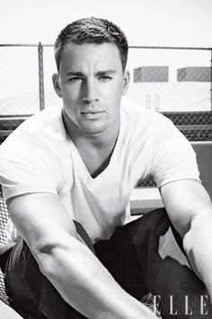 Channing Tatum ~ Yep, he is indeed easy on the eyes!!