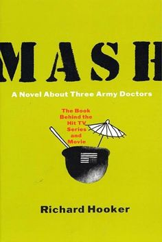 Listen, I've just got this thing, where I happen to think that M*A*S*H is one of the single greatest pieces of heartfelt comedic (and tragic) television to have ever been created. It's unshakeable. With that in mind, I decided to go right for the source. I'm damn skippy I did. The book is great, and a must-read for anyone that still thinks Suicide is Painless. #bookishstaffreads [Cody]