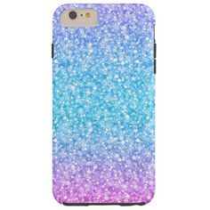 Colorful Retro Glitter And Sparkles Tough iPhone 6 Plus Case Iphone 7 Plus, Cool Iphone Cases, Cute Phone Cases, Sparkly Phone Cases, Green Glitter, 6s Plus, Sparkles, Iphone Wallpaper, Colorful