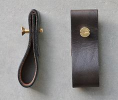 leather furniture pull diy tutorial