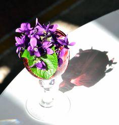 La Bande des Faineantes: Vintage Printable - Spring and Violets
