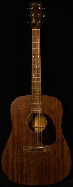 Martin D-15M Mahogany Acoustic Guitar