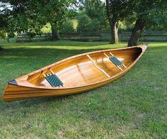 Build your own Cedar Strip Canoe. | build your own canoe ...