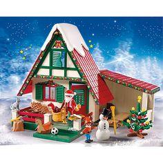 Дом Санта-Клауса, Playmobil