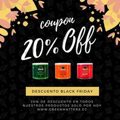 #blackfriday is here! Take all our products with the 20% off! We ship worldwide all our super energetic guayusa mate infusions and extract! www.greenmatters.ec . #blackfriday #ecuador #guayusarevolution #communities #cleanenergy #boost #superinfusion #amazontea #amazon #allyouneedisecuador #ecuadoramalavida #gift #detox #paleo #nongmo #fairtrade #rise #kosher #halal #worldwide