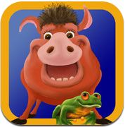 Hog and Frog is one of seventeen apps free until 10PM CST U.S. 03/22/13!