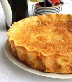 Яблочно-маковый пирог с нежнейшей заливкой рецепт с фотографиями