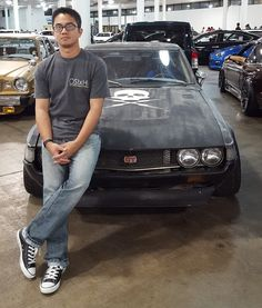 Ruined a perfectly good 1977 Toyota Celica to pay homage to 2 of my favorite movies