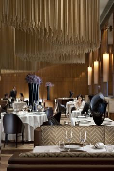 Amber, The Landmark Mandarin Oriental, Hong Kong.....
