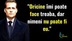 Harvey Specter Intelepciune Funny Inspirational Quotes, Motivational, Harvey Specter, Film, Leo, Wisdom, Positivity, Thoughts, Weeding
