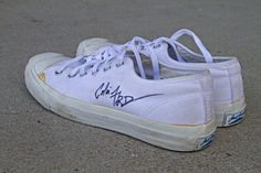 #ColinFord signed shoes up for auction to support #Soles4Souls